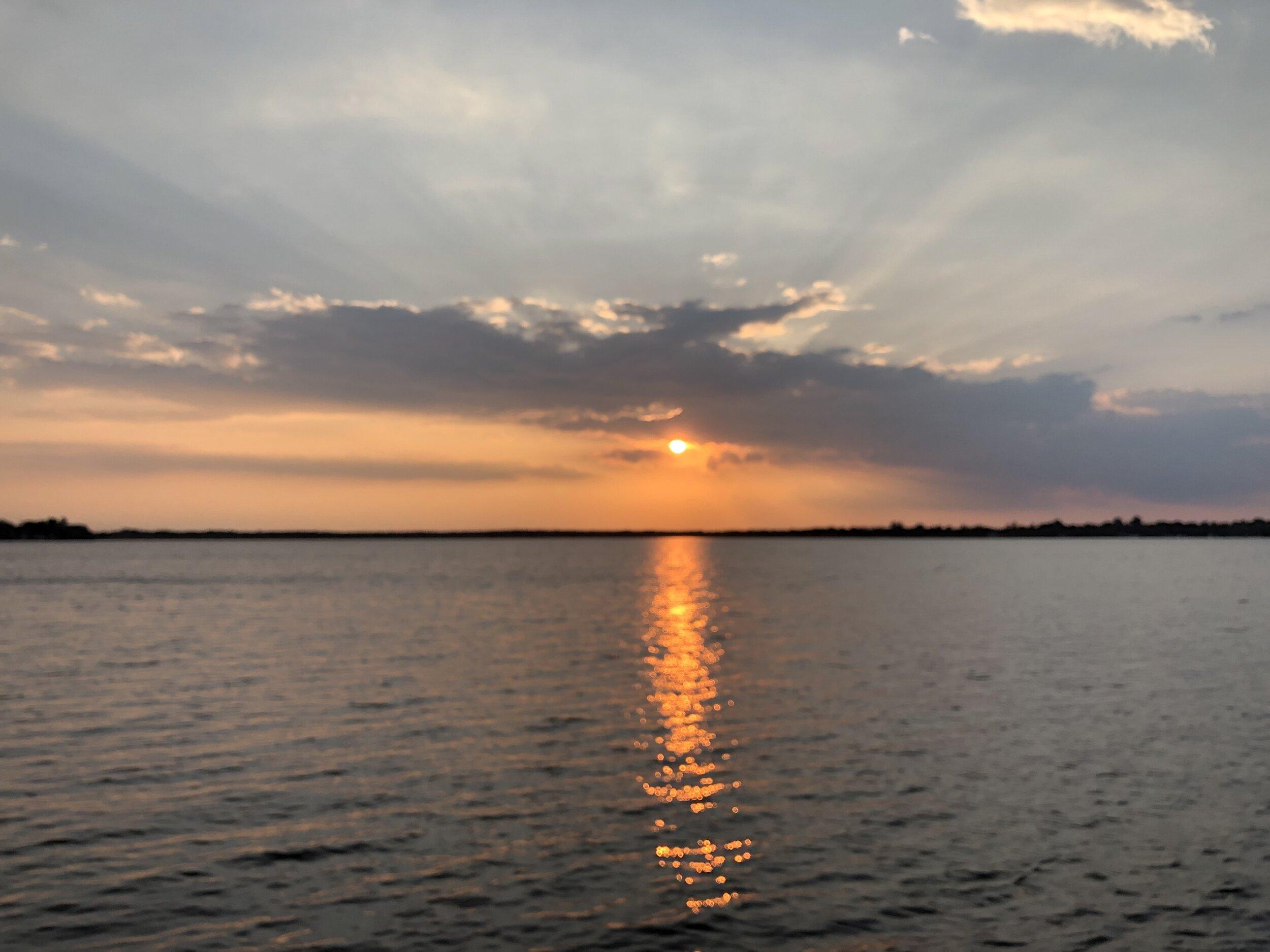 """Balsam Lake South Bay Beauty"" - Garry Watson"