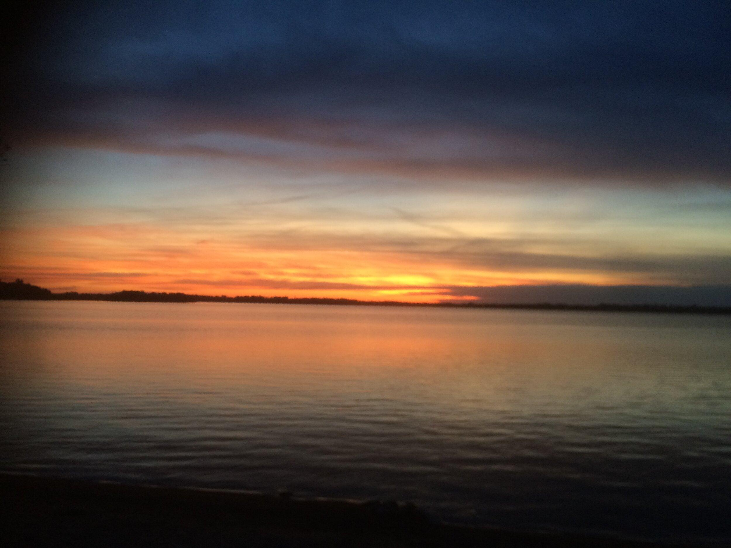 """Cameron Lake"" - Gord Demars"