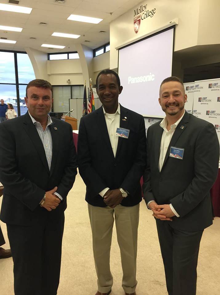 LGBT Network Candidate Forum at Molloy College