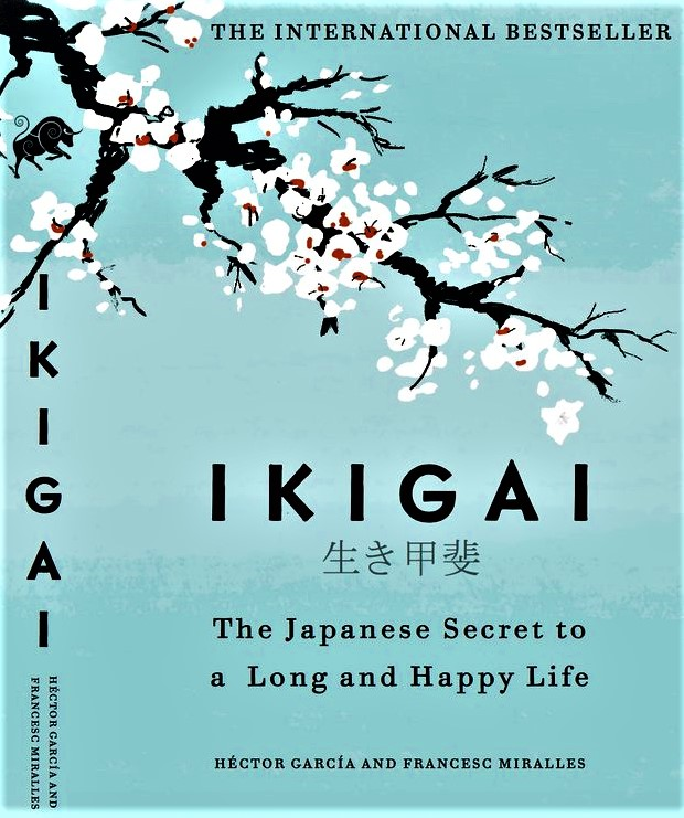 Ikigai by Héctor García and Francesc Miralles