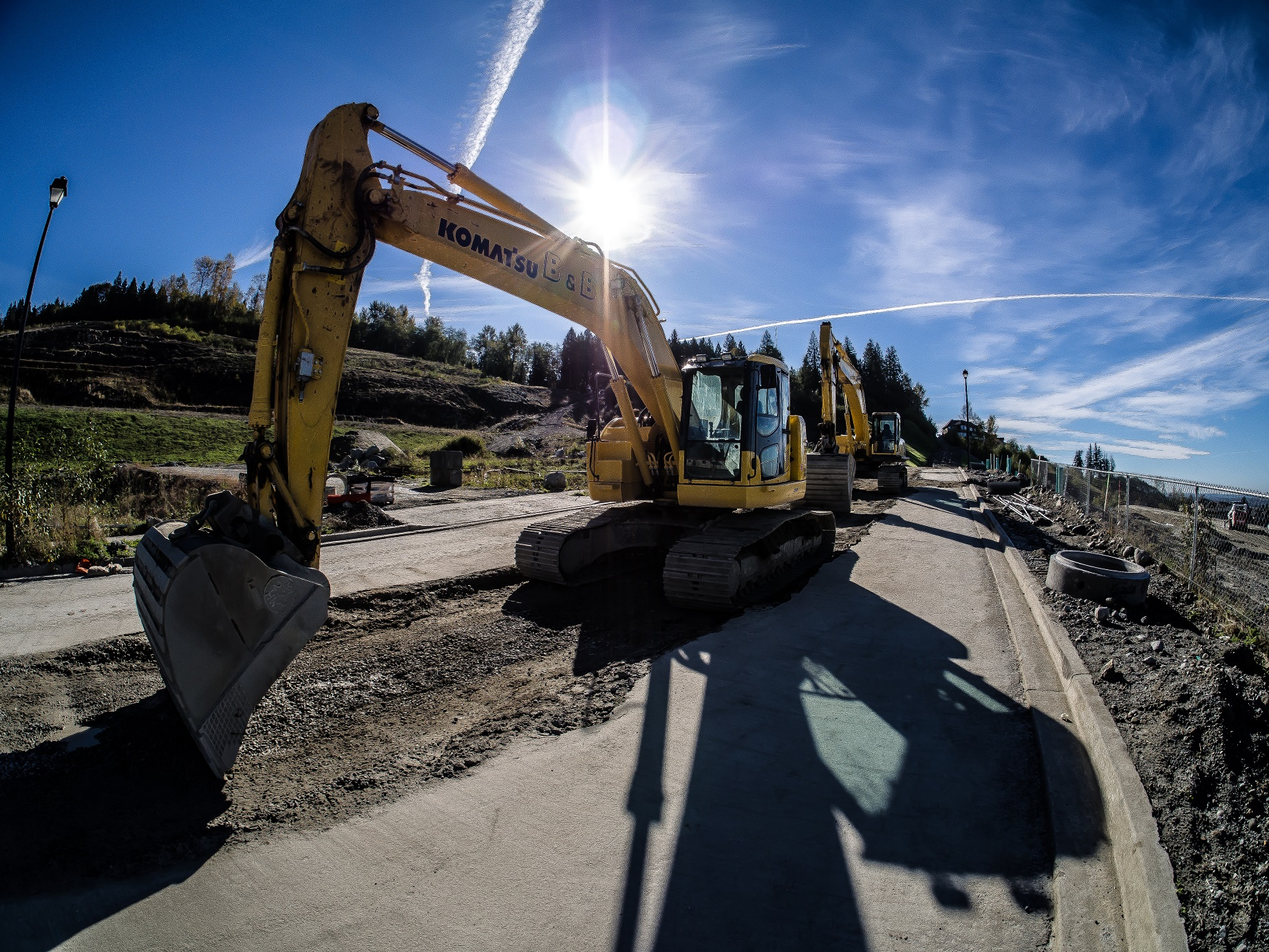 B&B Contracting - Excavation Shoring Roadwork 2 - Construction Surrey 2.jpg