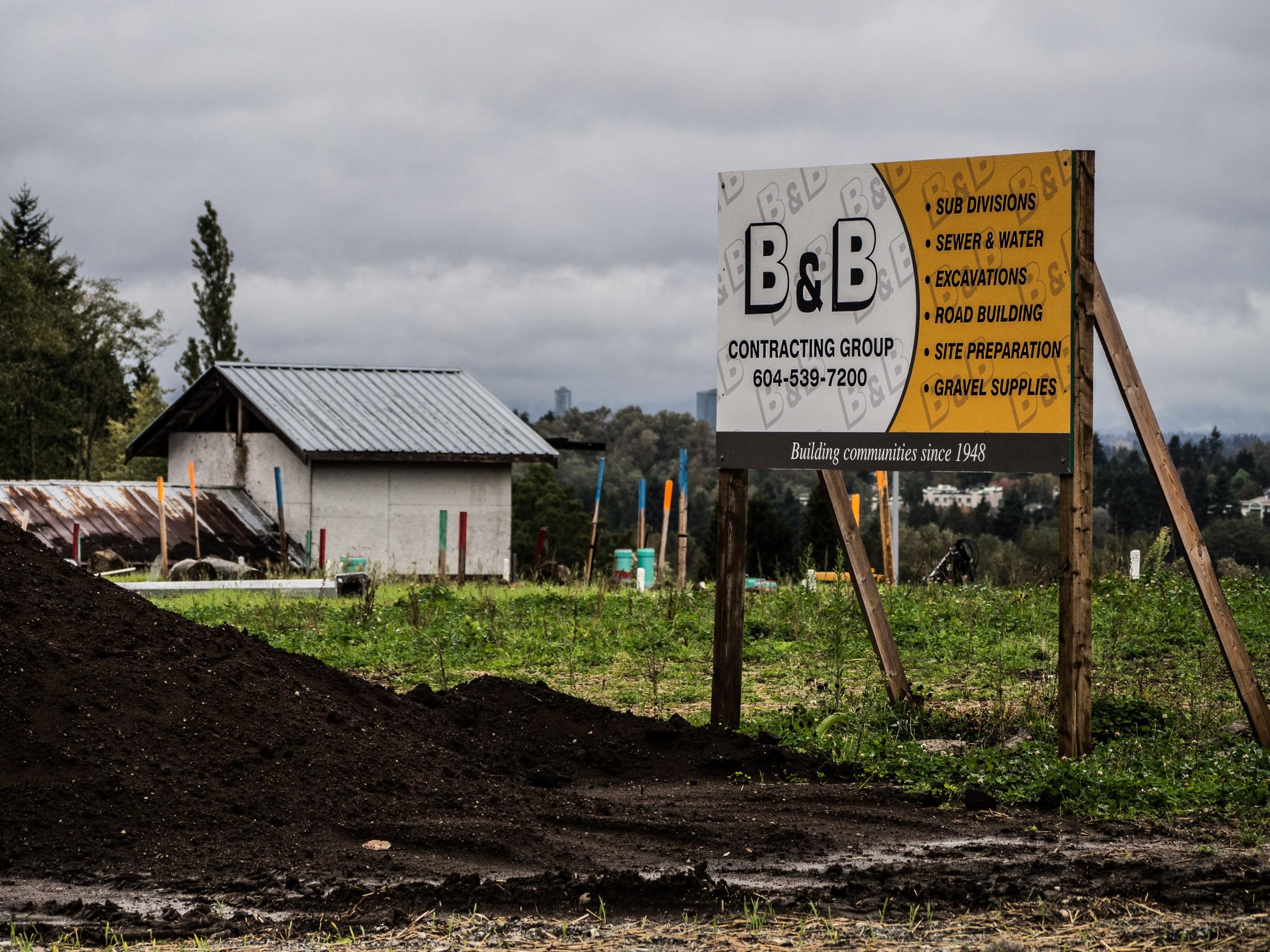 B&B Contracting - New Development - Excavation Contractors Surrey.jpg