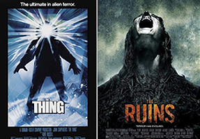 Why Don't the Norwegians Speak English? - The Thing and The Ruins