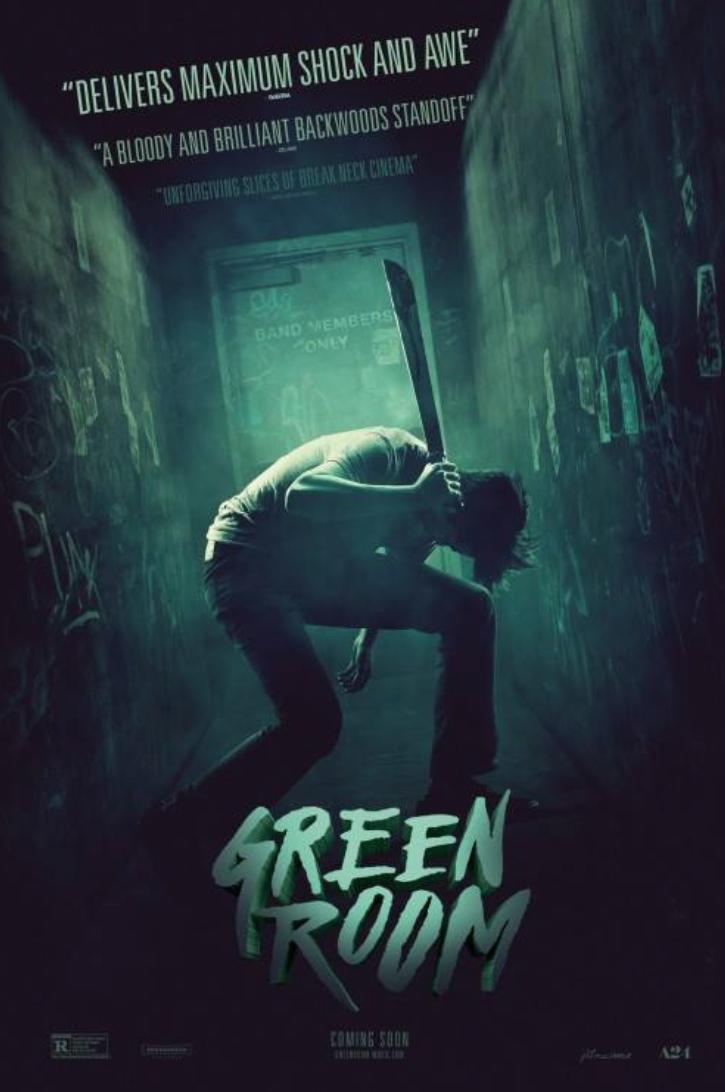 Deep Dive: Green Room - Green Room