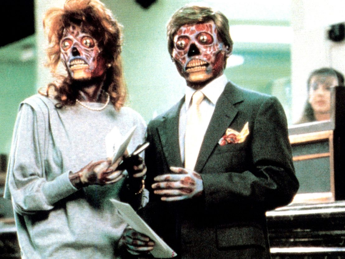 You Have Died of Dysentery:Do-Overs and Raybans - They Live and Happy Death Day