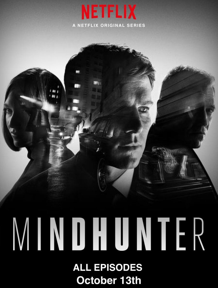 This Is the Zodiac Speaking: I want my MTV - Netflix Mindhunter and Se7en