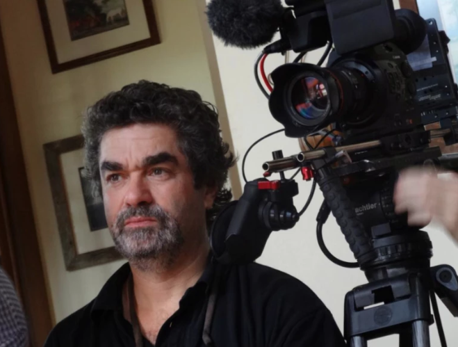 Joe Berlinger, director of Conversations with a Killer: The Ted Bundy Tapes