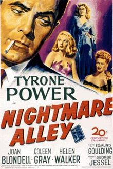 In Defense of Monochrome: Film Noir is Good For You - Nightmare Alley and Force of Evil