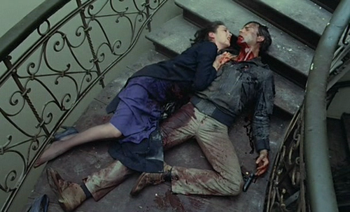 Isabelle Adjani and Sam Neill in Possession.