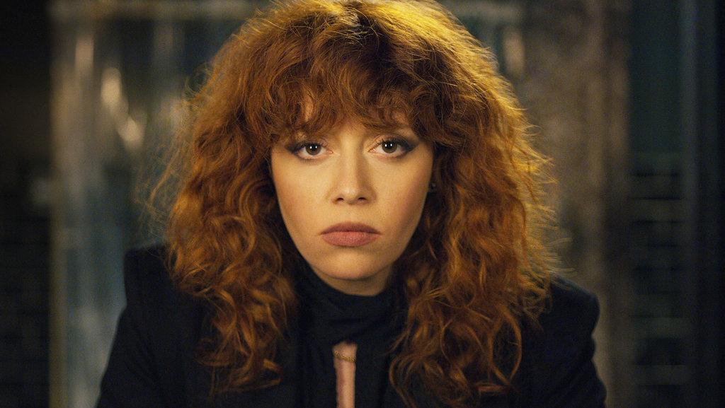 Natasha Lyonne in Netflix's Russian Doll.