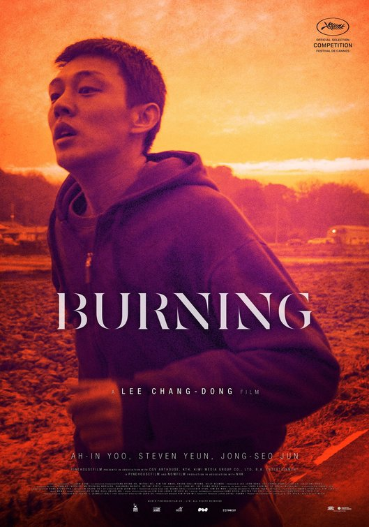 Asian Cinema, Good and Bad - The Wandering Earth and Burning