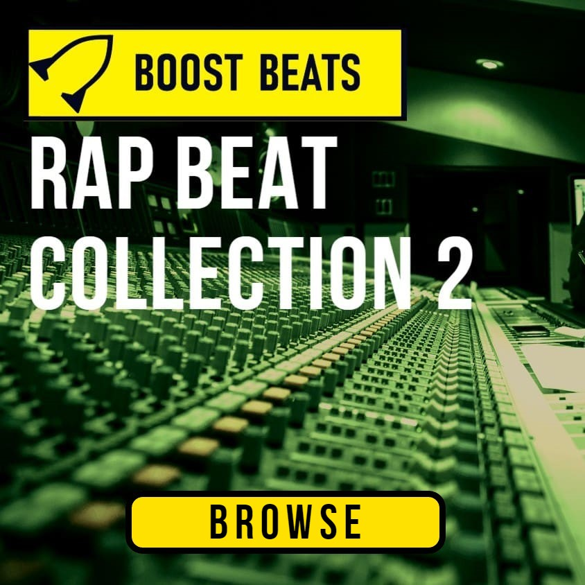 Boost Beats - Up Your Rap Game