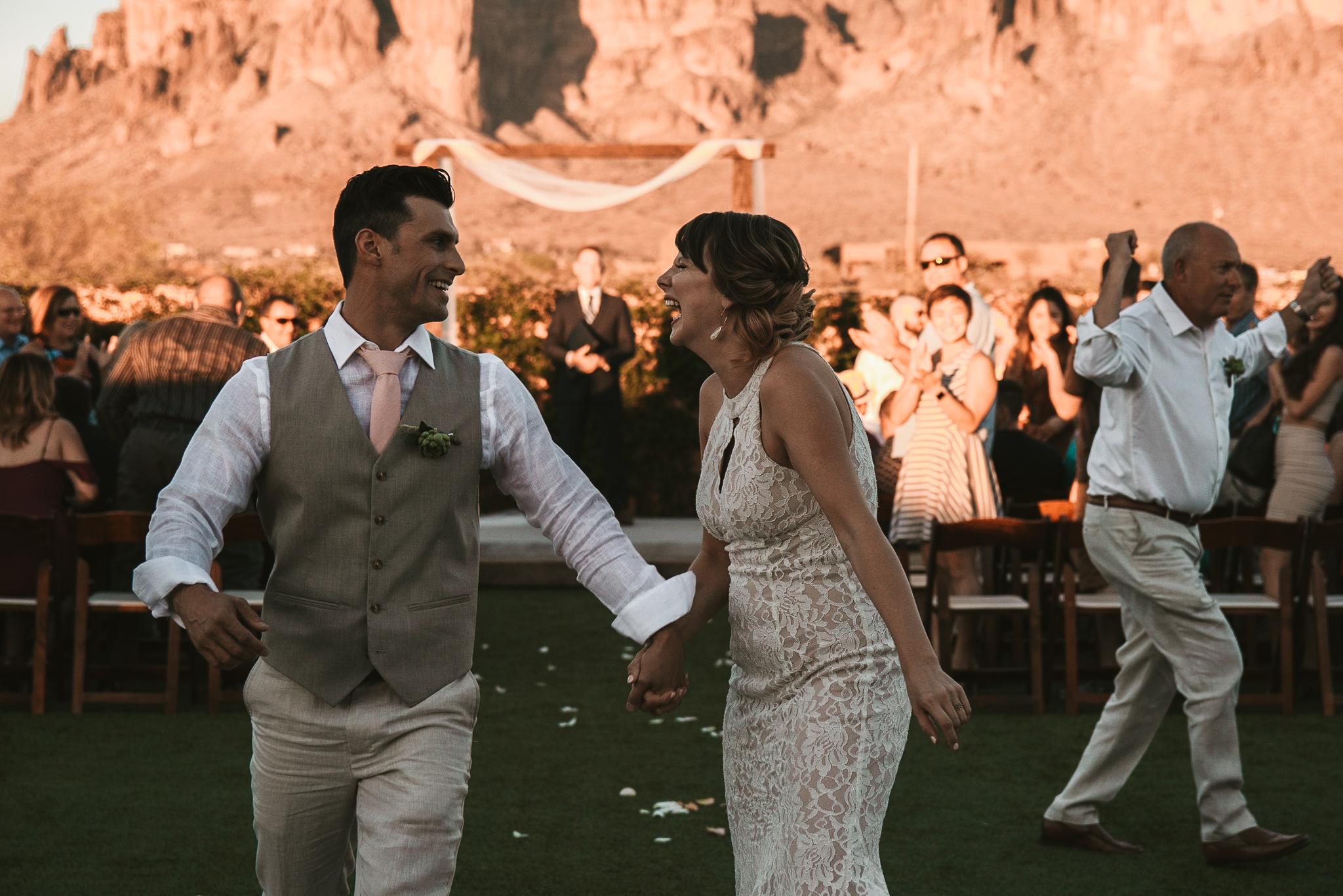 Arizona wedding moody photographer