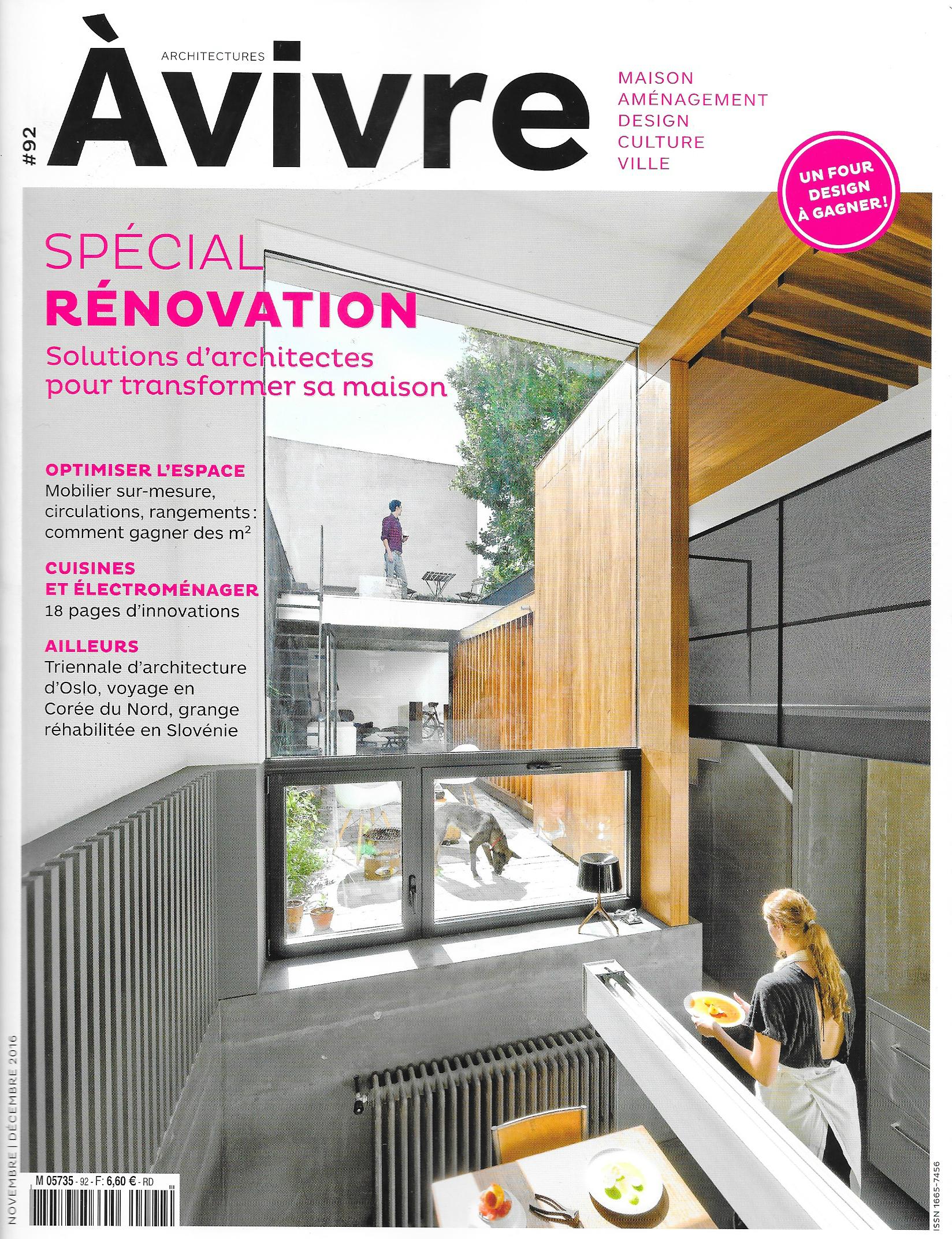 Maison Du Nord Magazine news — antonis cardew