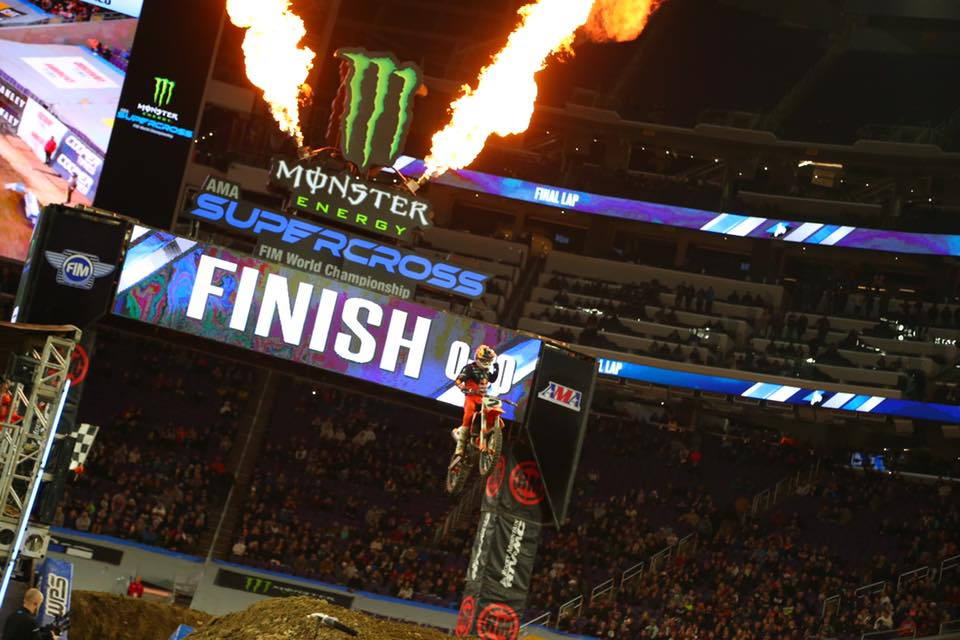 Photo: Supercross/Facebook
