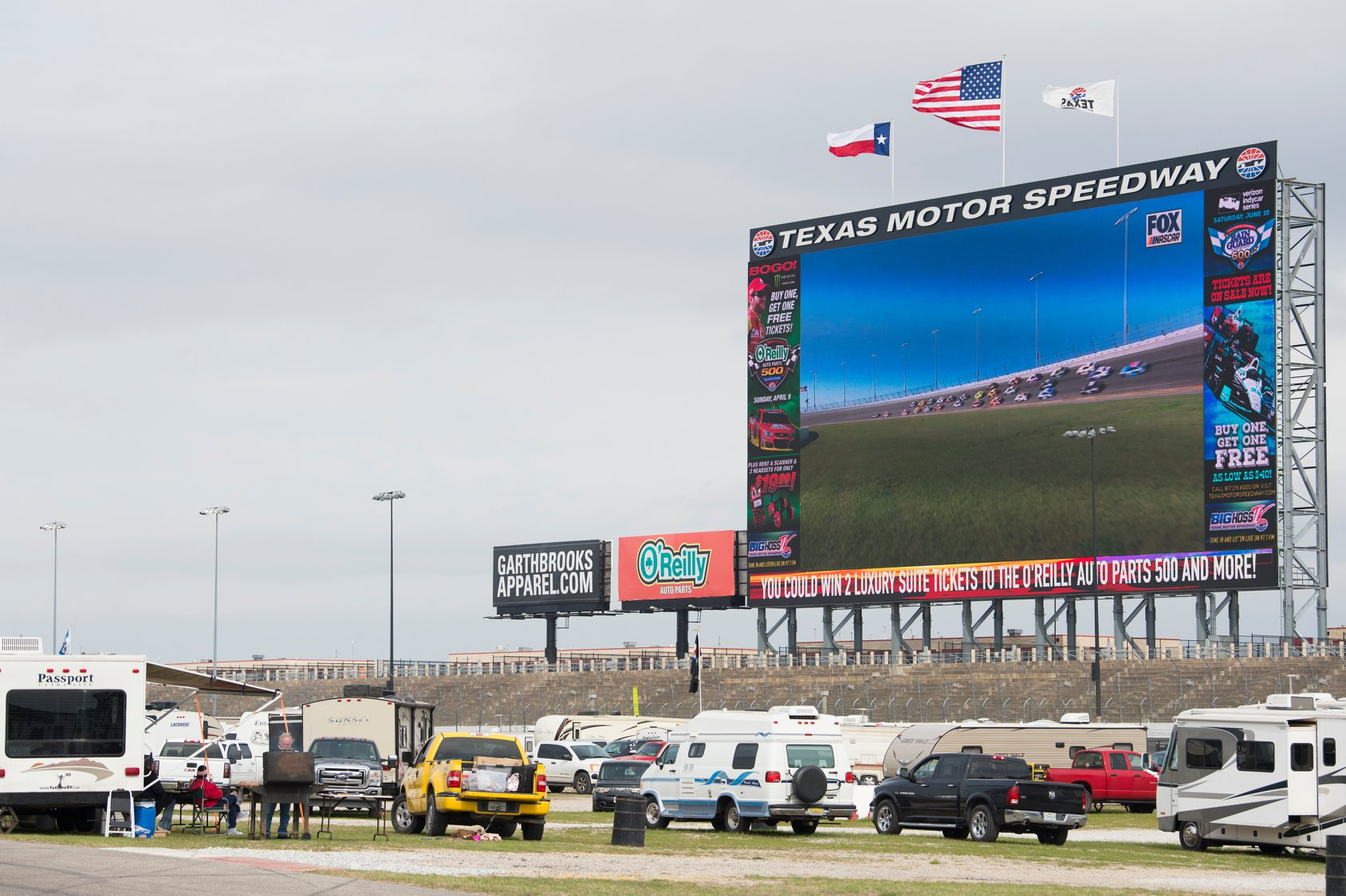 Photo: Texas Motor Speedway/Facebook