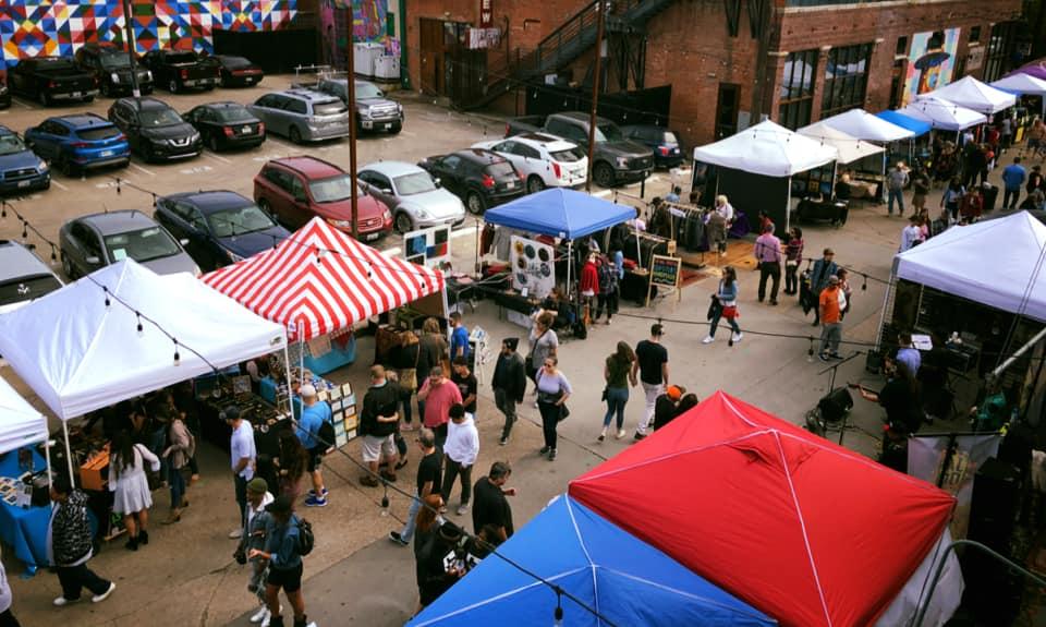 Photo: Deep Ellum Outdoor Market/Facebook