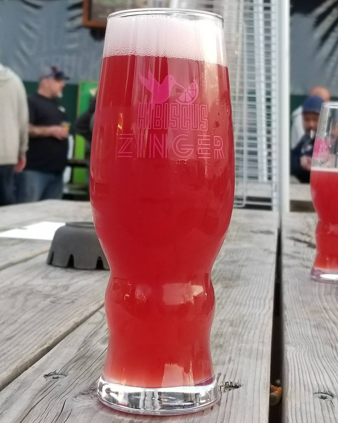 Hibiscus Zinger | Armadillo Ale Works - This seasonal wheat ale comes out of the can bright pink and ready to tickle your palate with its blend of hibiscus (duh), ginger and orange and lemon peel. At 5.5% abv, it even has a bit more kick than you might expect, but that's all part of the fun of the Zinger. Pour one out and get ready for people to ask,