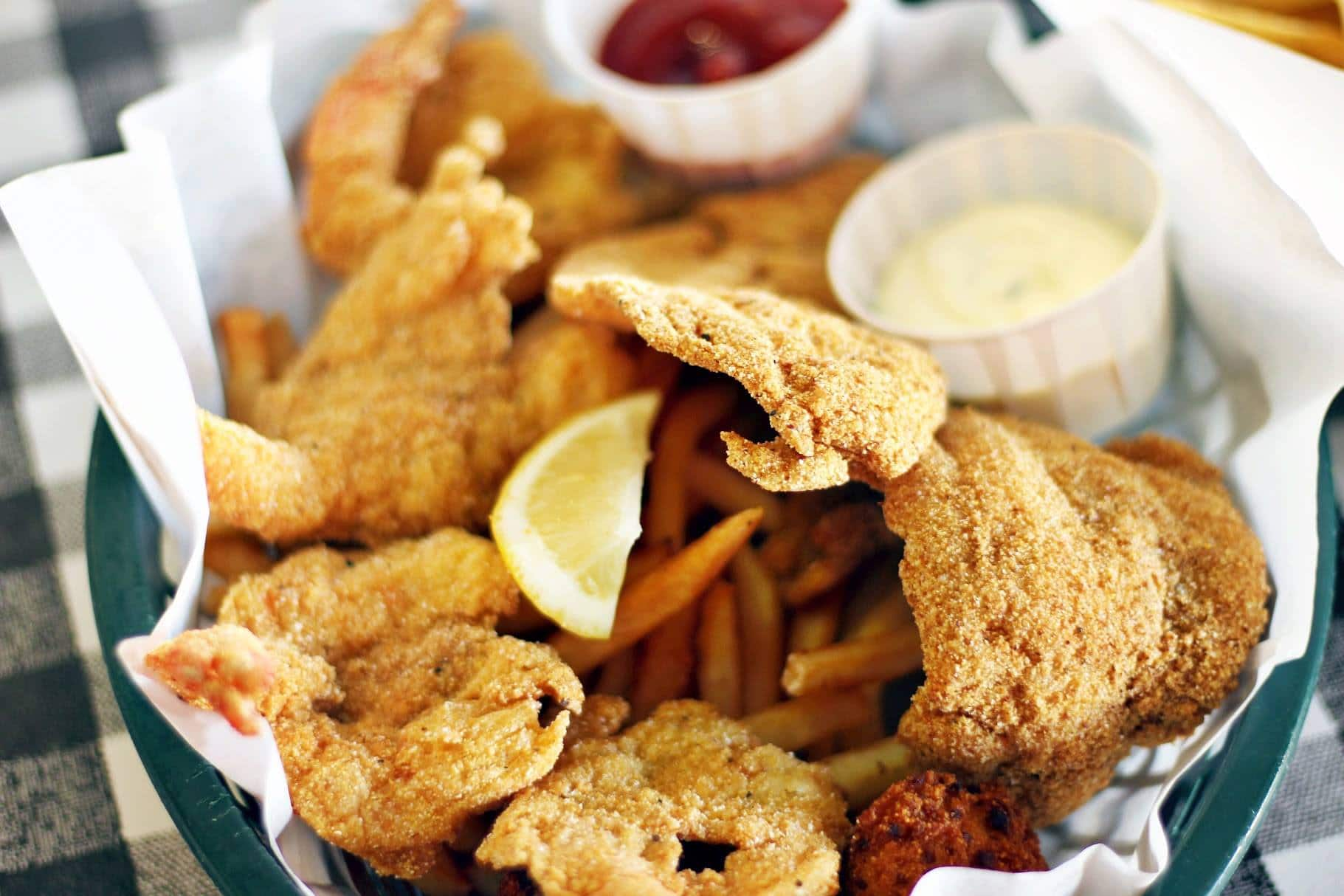 Flying Fish - What: Get your summer seafood on at The Sound At Cypress Waters. This North Irving spot will be open daily from 10 AM to 11 PM, serving up po' boys, shrimp and oysters, crab legs, grits and gumbo and more. Where: 9600 Wharf RoadWhen: Flying Fish is open now.