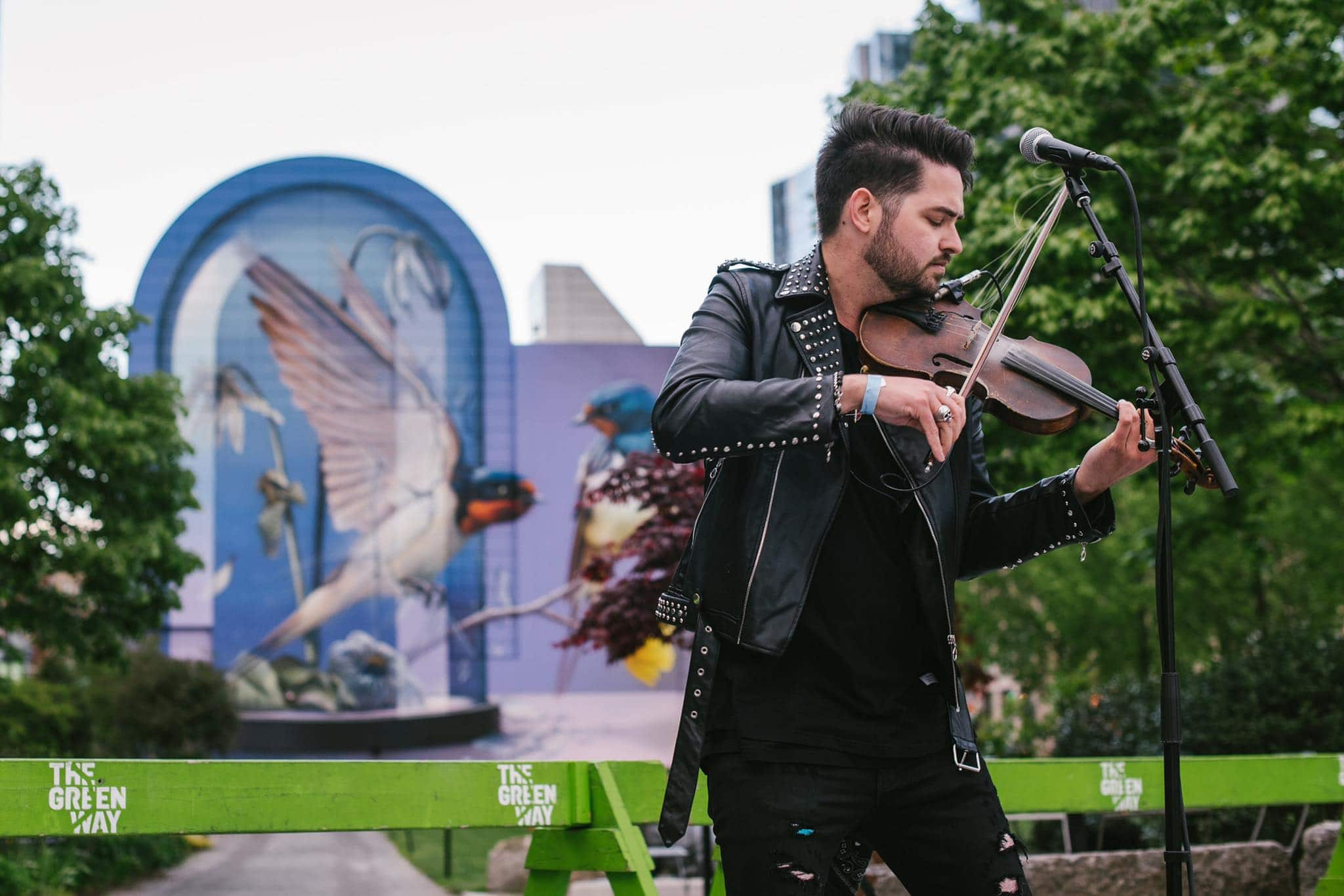 Thursday, 6/27 - Hip-Hop Violinist Rhett Price, 7 PM at Three Links / TICKETSBen Morris, Justin Myers, 7:30 PM at Adair's Saloon / FREEBrave Little Howl, 8:30 PM at The Rustic / FREETriston Marez, 9 PM at The Blue Light / TICKETSCrowd Control Open Mic Night with Billy Law, 7 PM at Sundown At Granada / FREEFrenchie's Blues Destroyers, 9 PM at Sundown At Granada / FREEBum Lucky, Audic Empire, Positive Vibe Tribe, Shaka, Burning Slow, 7:30 PM at Curtain Club / TICKETSSincere Engineer, Heart Attack Man, 8 PM at Ruins / TICKETSBoDeans with special guest Cameron Matthew Ray, 8 PM at Kessler Theater / TICKETSAmerican Football, Tomberlin, 8 PM at Trees / TICKETS