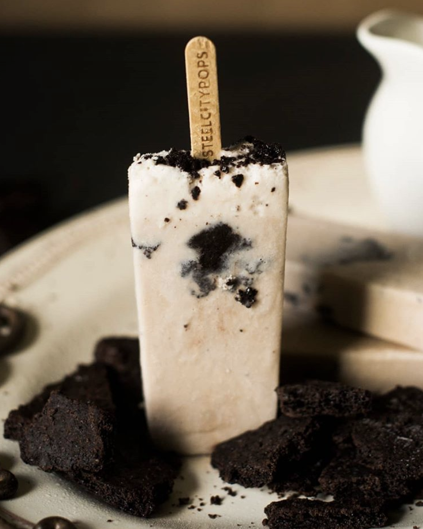 Steel City Pops - If you want to indulge your sweet tooth but don't want to be down for the count due to a dessert coma, these pops will be your summer soulmates. Every pop on the menu is gluten-free and made without artificial ingredients, featuring fruity, creamy, paleo and cookie tastes and textures. And if you want to take your flavor experience to next-level, you can also dip, dredge, drizzle and dust your pop with a ton of different toppings. (2012 Greenville Ave.) (Photo: Steel City Pops)