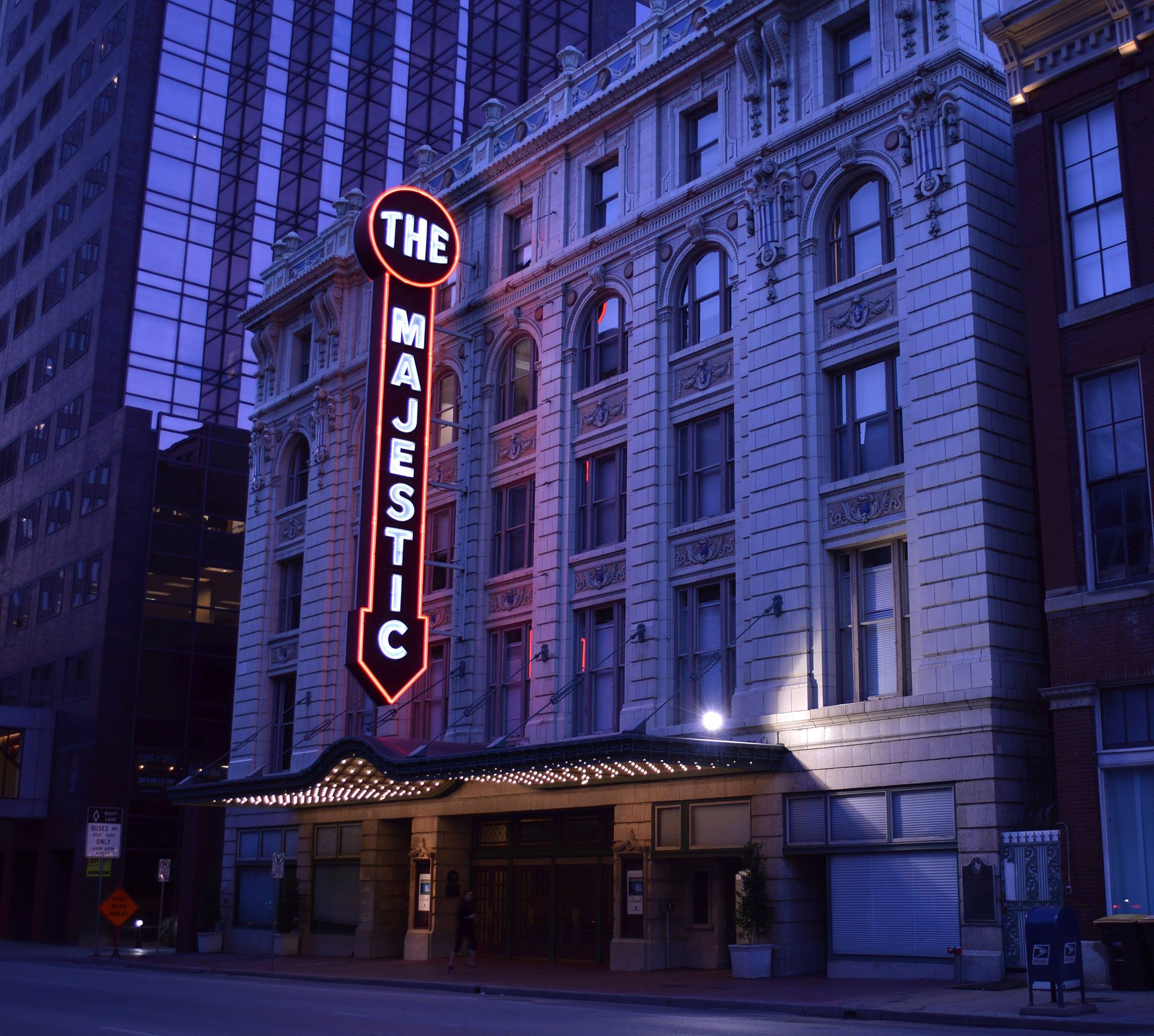 Photo:  Majestic Theatre/Facebook