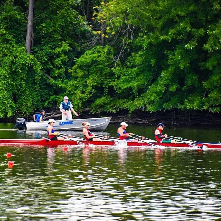 Photo:  Dallas Rowing Club/Facebook