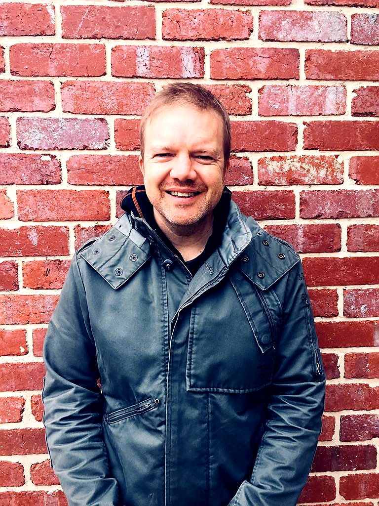 Associate Pastor Tony McKinlay