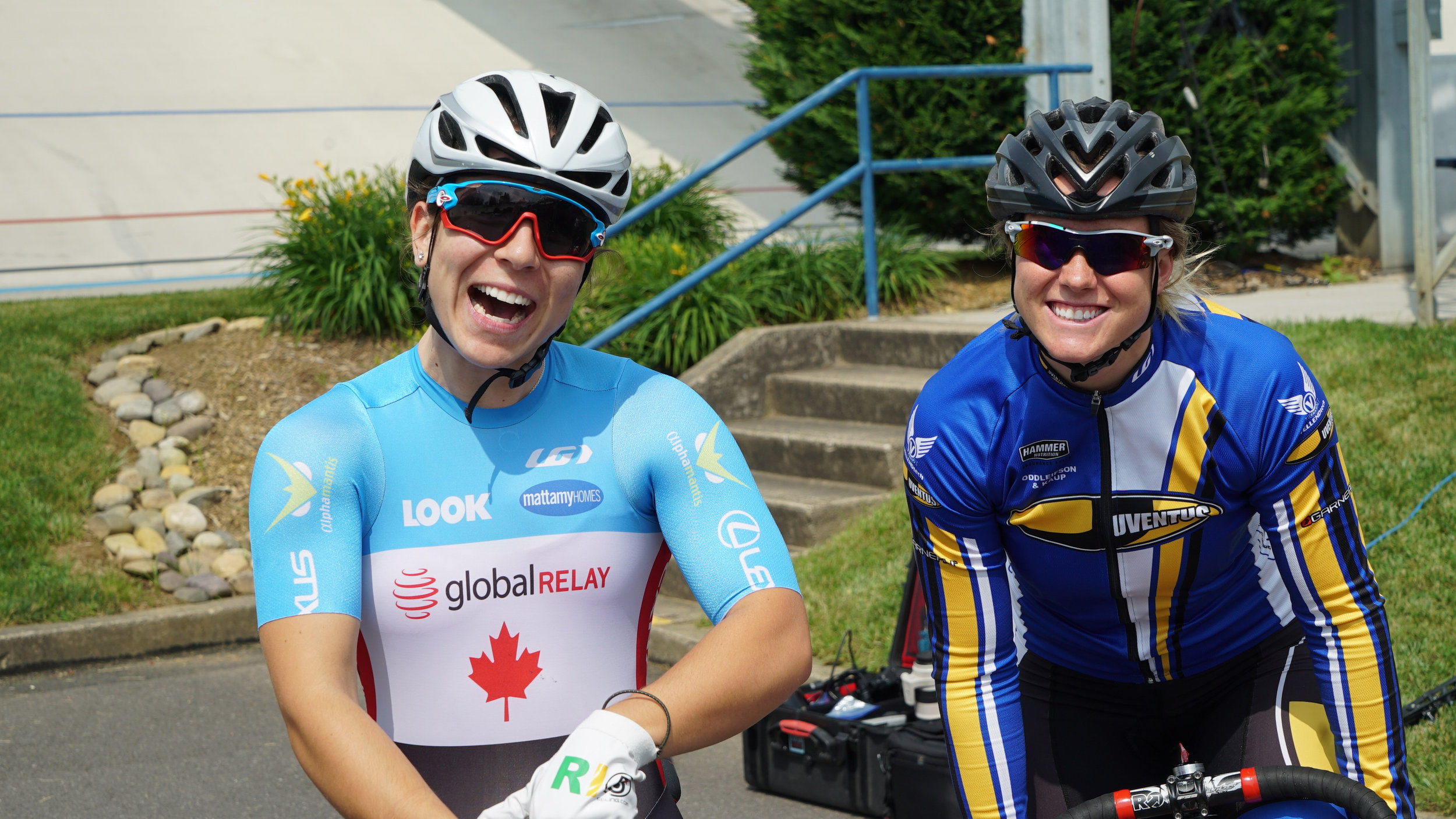 Partnerships - Support Lauriane on her journey to the 2020 Olympic Games