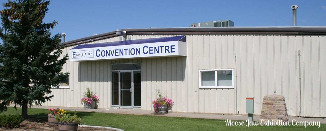 The Moose Jaw Exhibition Company offers a wide range of facilities and services that are used to entertain thousands of visitors a year on our exhibition grounds. We have convention and meeting facilities for up to 1000 people, on site catering, air conditioning, and various sized spaces for meetings, training sessions, graduations and weddings.