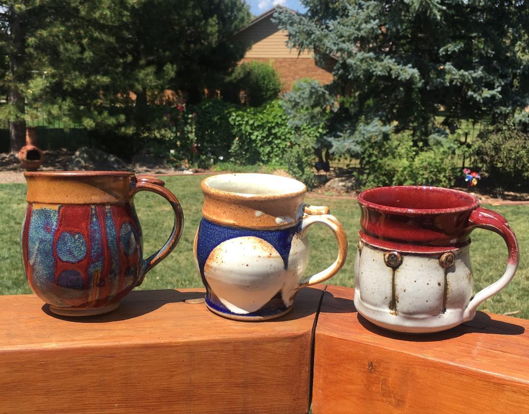Mugs by Shelagh