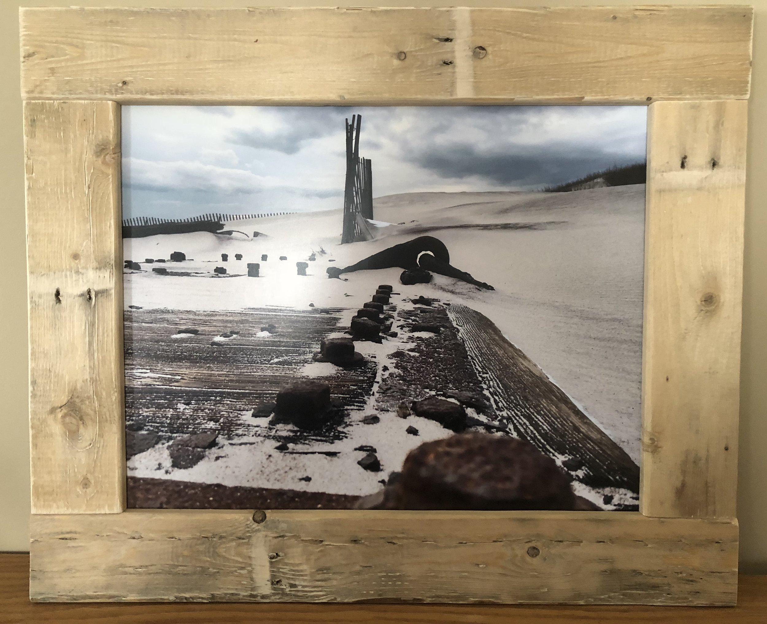 Hidden Treasure @ Jones Beach (16x20)