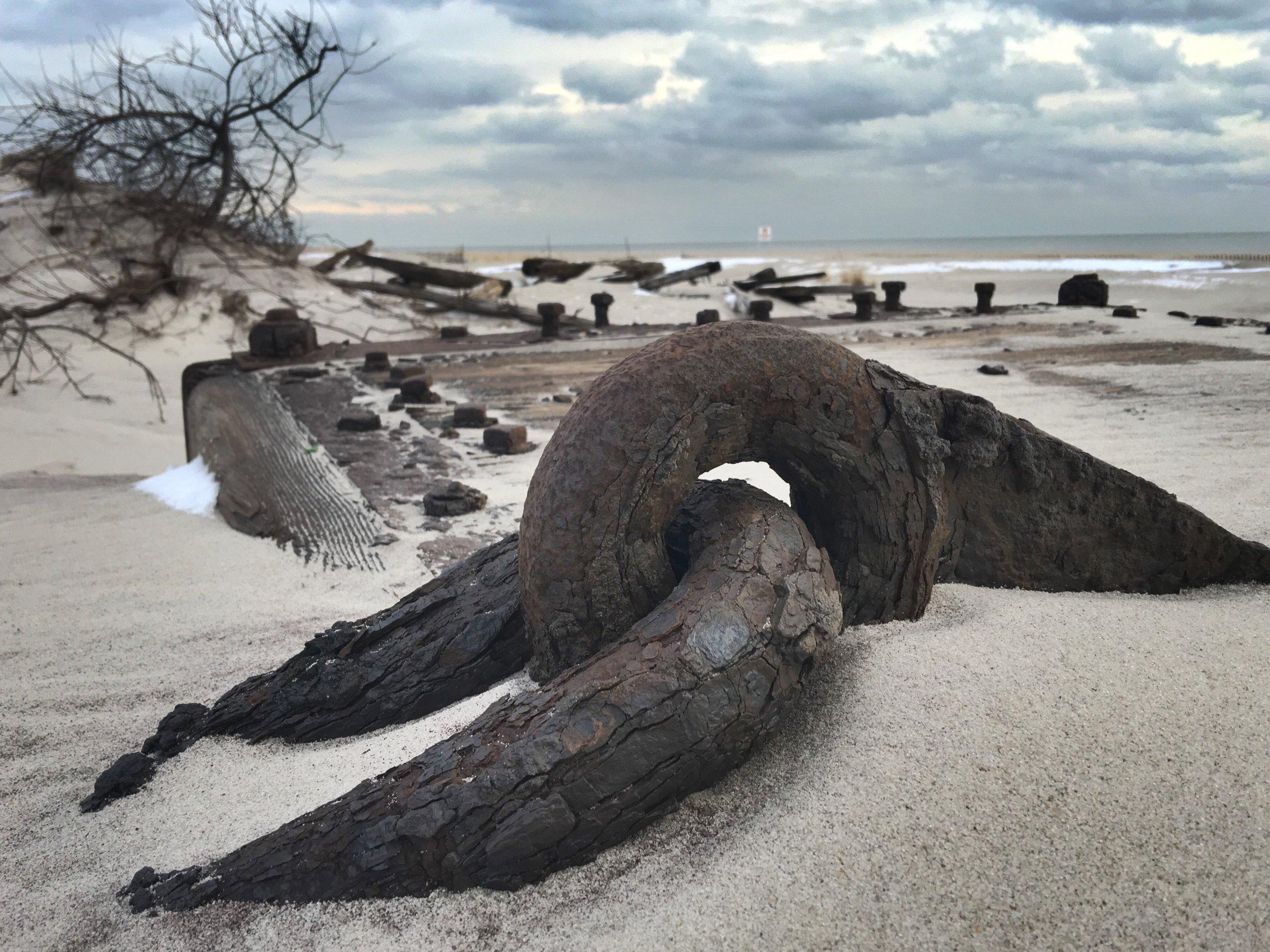 Hidden Treasure @ Jones Beach