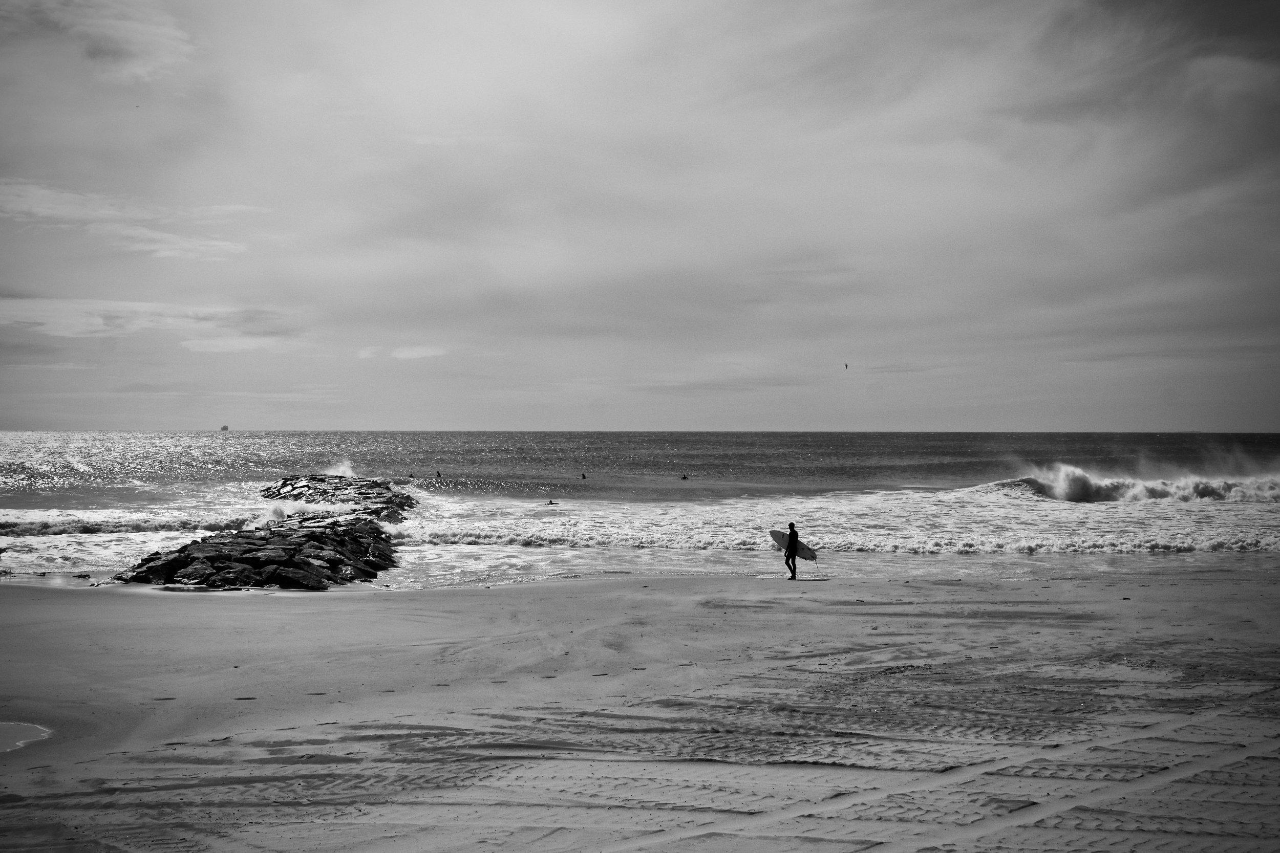 Surf + Open Skies (Long Beach)
