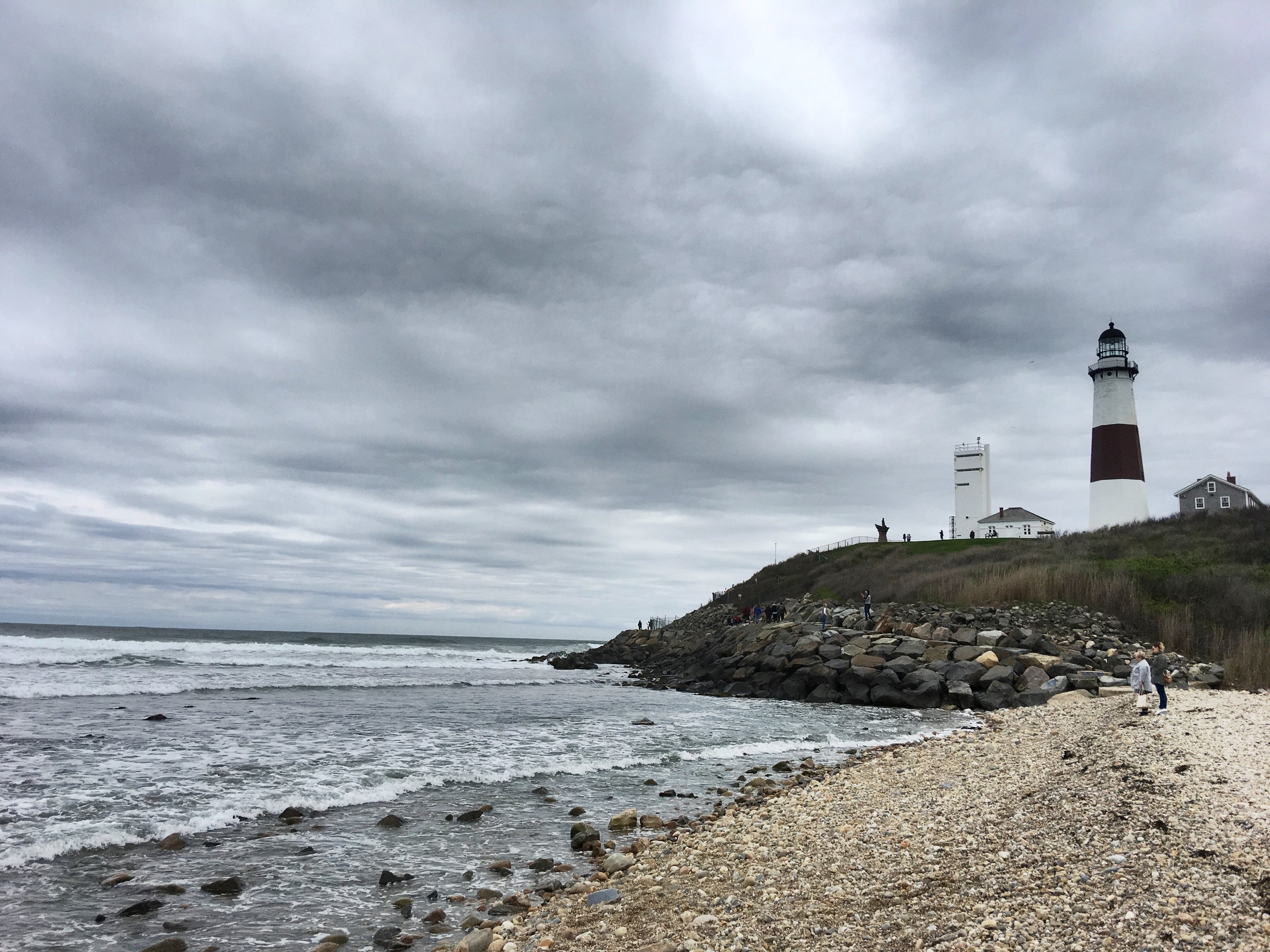 Montauk Lighthouse. Photo by Rich Nardo.