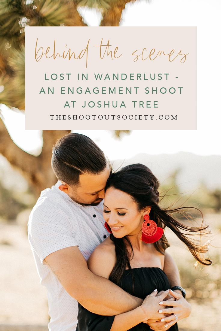 An Engagement Shoot at Joshua Tree.
