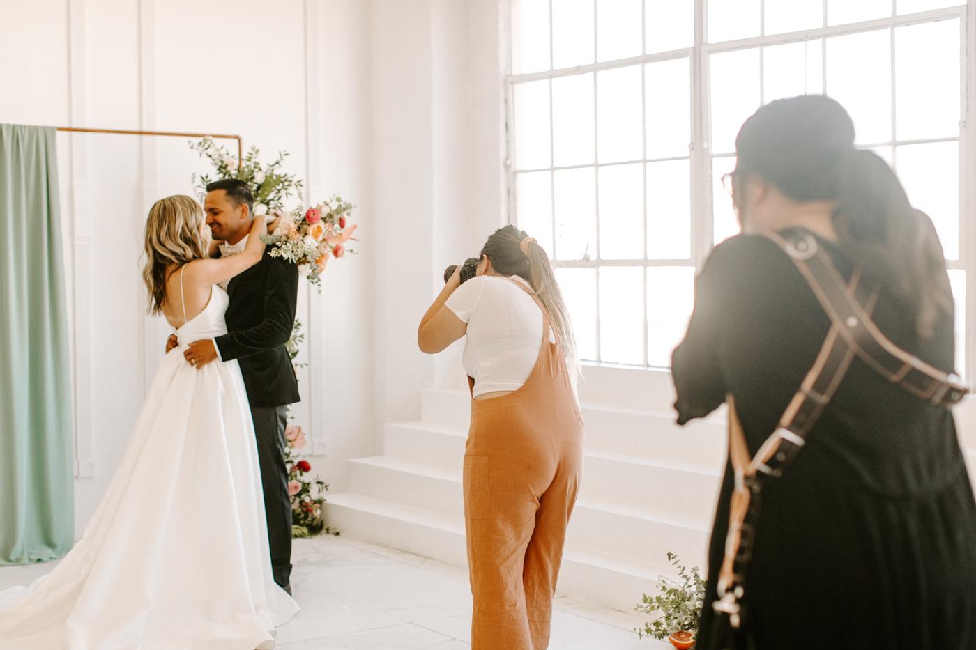 Brianna Broyles Photography - The Shootout Society- Rooftop Modern Wedding-30.jpg