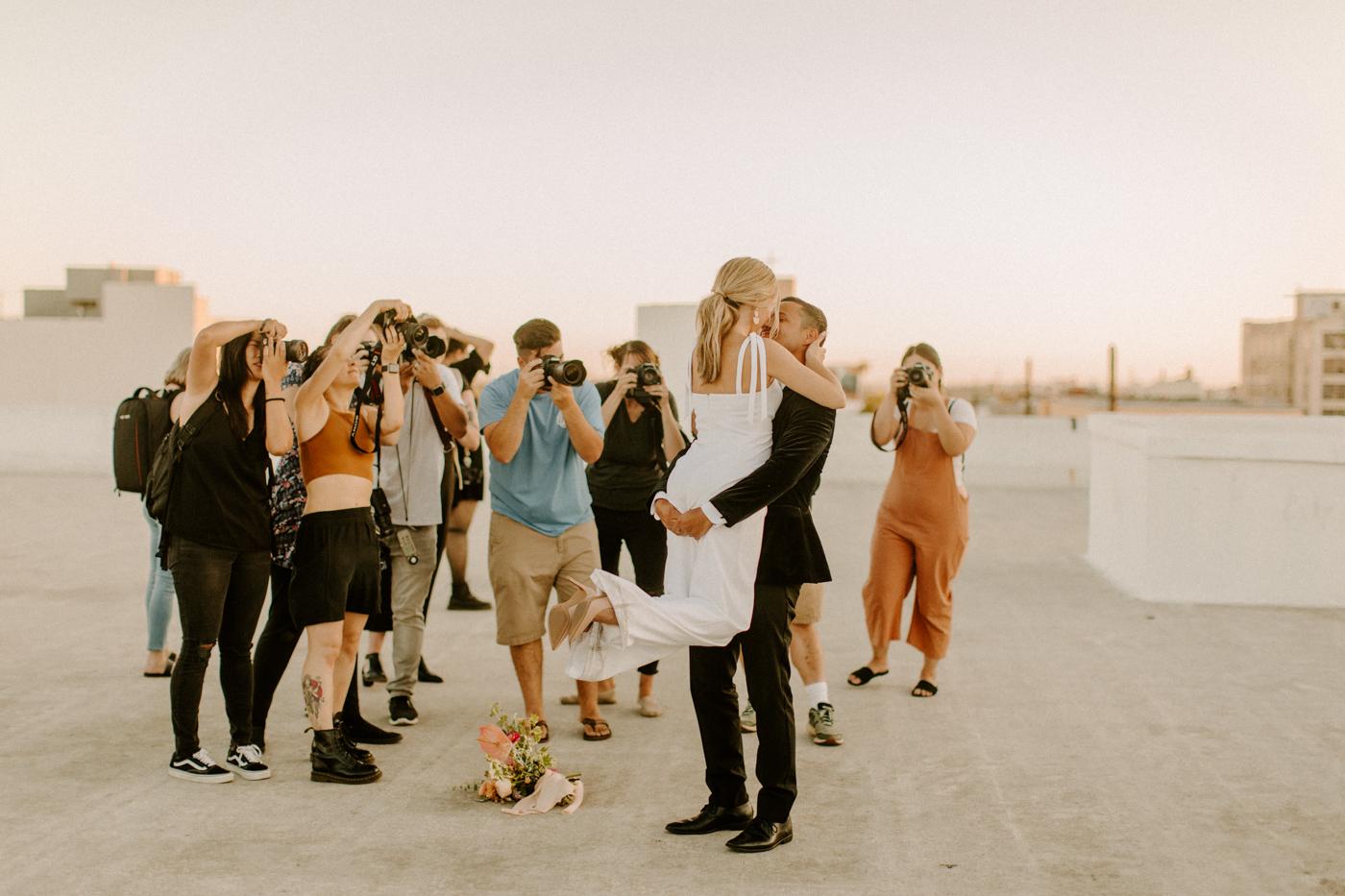 Brianna Broyles Photography - The Shootout Society- Rooftop Modern Wedding-195.jpg