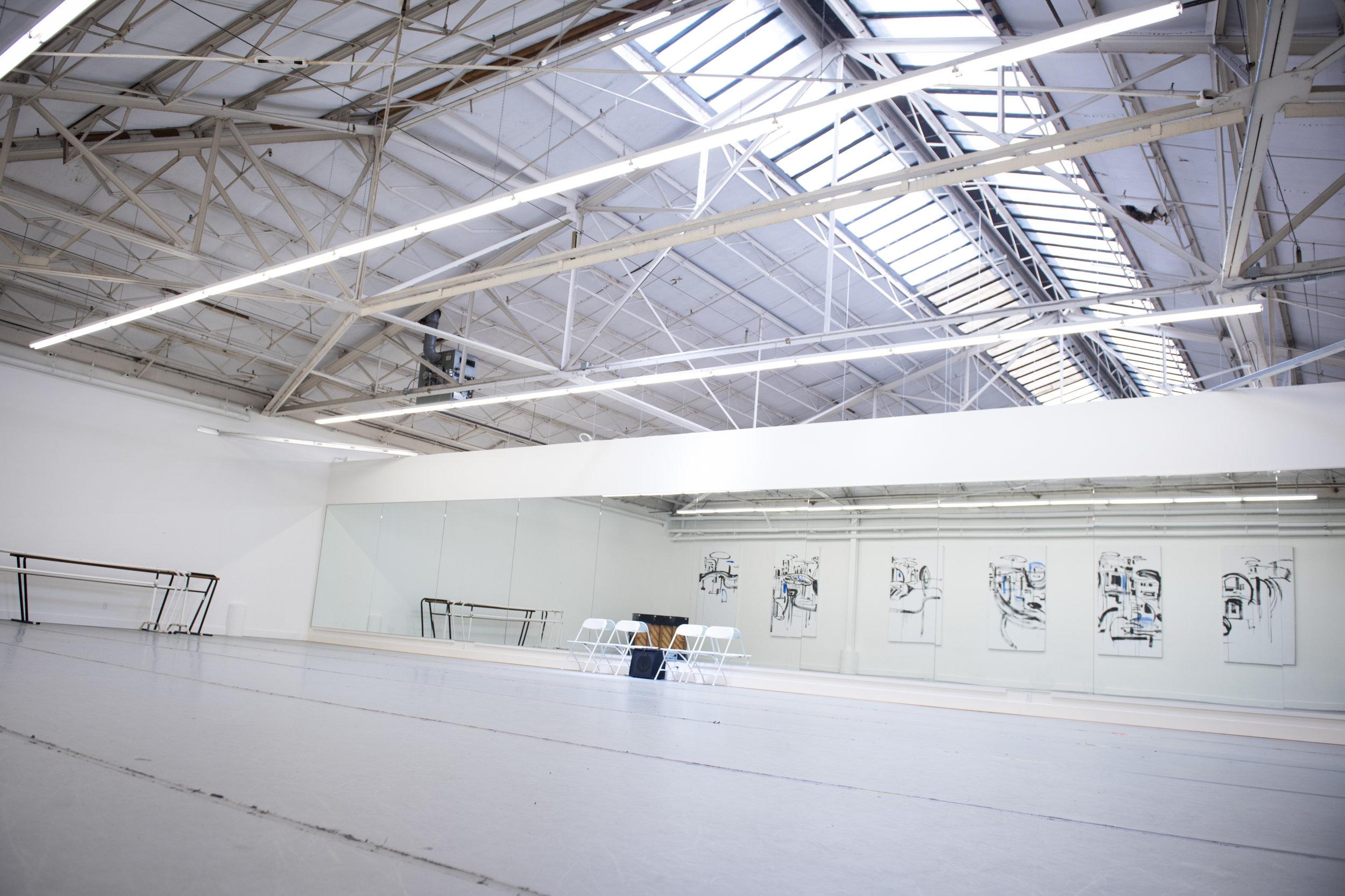 BBT's Studio 3 ,   photo by Natalia Perez