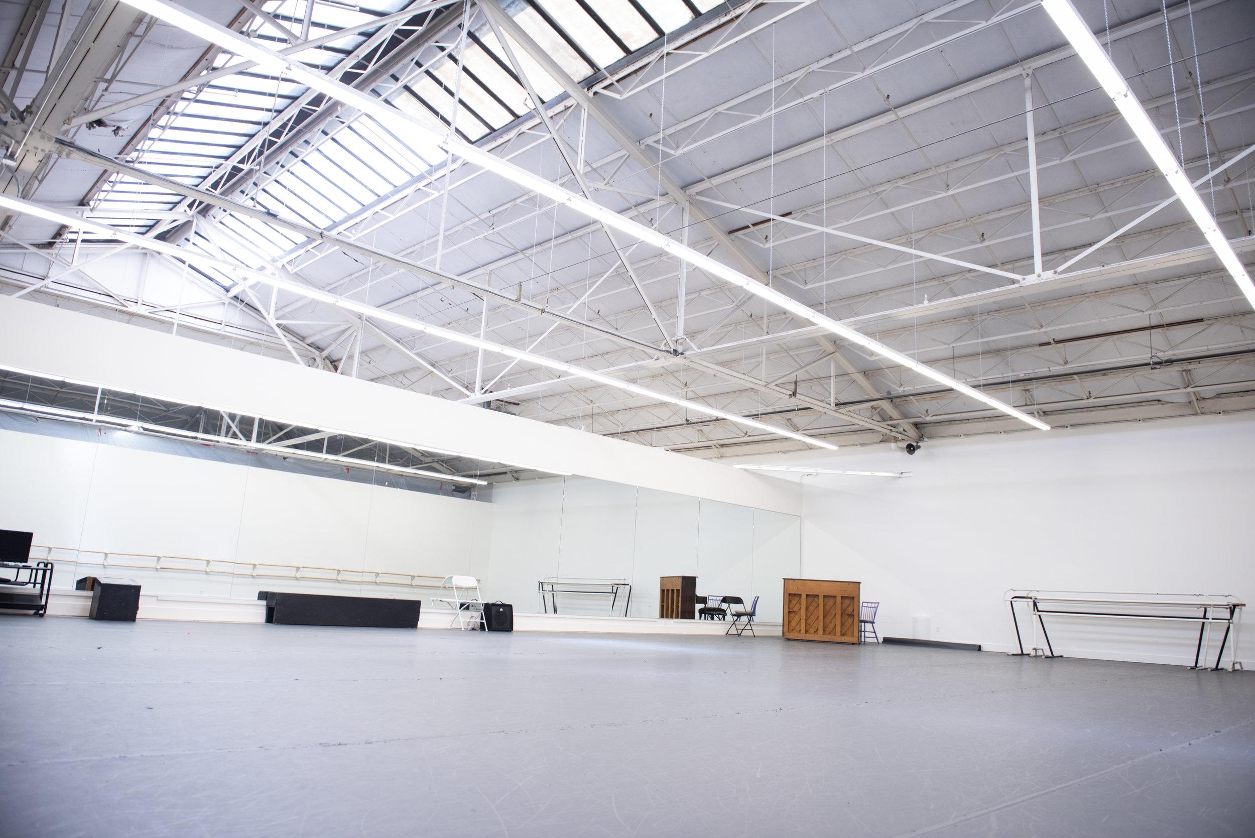 BBT's 'Robbie Nichols' Studio 4 ,   photo by Natalia Perez