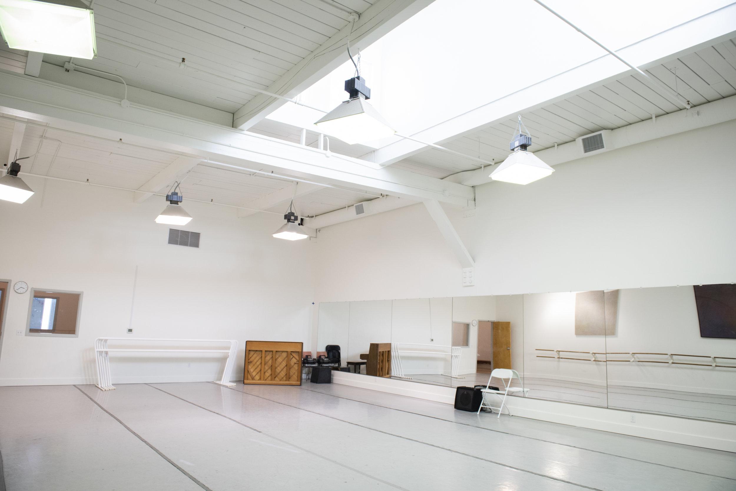 BBT's Studio 2 ,   photo by Natalia Perez