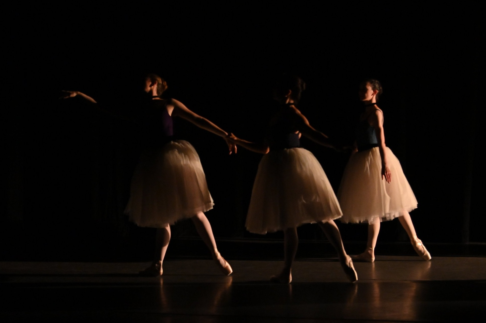 BBT Adult Open Division dancers  in Christopher Lam's  Degas Reverie , photo by Natalia Perez