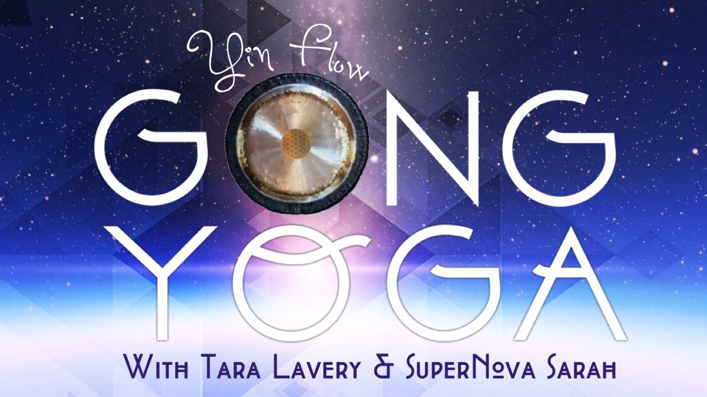 Deepen your yoga practice and join Tara Lavery & SuperNova Sarah for a monthly rejuvenating experience with Yoga & Sound Therapy!  Yin Flow with Tara Lavery is a nurturing practice with slow, mellow movements to open, unwind and realign the body & mind! (This is Not hot yoga)  SuperNova  Sarah Daigle provides Cosmic healing sounds with Gongs, Crystal & Tibetan Singing Bowls and other sacred instruments throughout the entire class including a lengthened Savasana.  Engaging in the limitless, synergistic powers of the Breath, Movement and Sound, allow Tara and Sarah to guide you through an Enlightening experience of discovering deeper levels of your potentials for self-healing while creating an environment for a more balanced Body, Heart & Mind.  All levels welcome!   $:  Pre-Pay to reserve your space - RSVP on  T  rilogy   ($5 OFF for Hot Yoga 8 Members)    WHEN:  Saturday 9/15   TIME:  7-8:30pm (Please arrive 5-20 minutes early to get signed in and settled in!)   WHERE:  Trilogy - Main Studio (Old Hot Yoga 8) 1120 12th Ave, Second Floor, Honolulu   BRING:  -Yoga mat ($2 rental) -Drinking water   For more info:   Tara Lavery  on Instagram  SuperNova Energetics  on Facebook  Gongs of Aloha  on Meetup