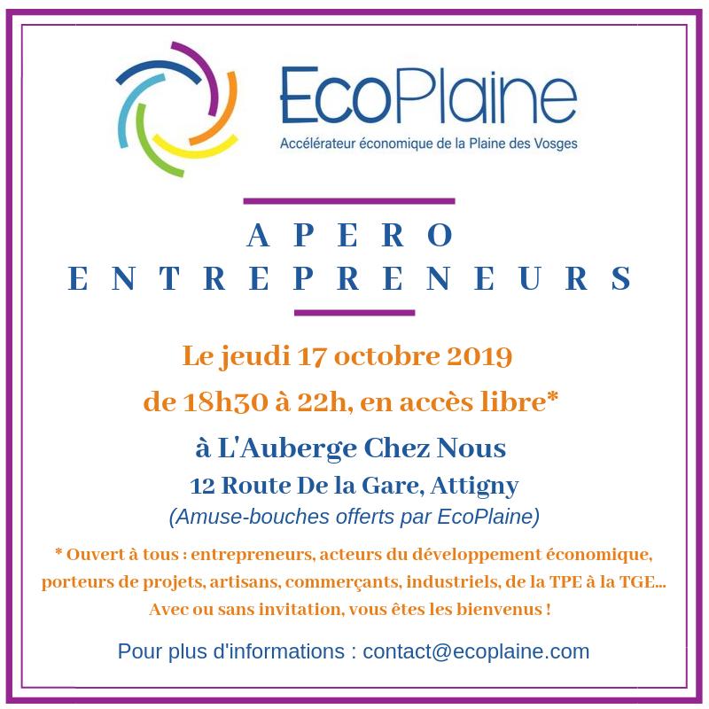 20191017 - Invitation Apéro Entrepreneurs - Auberge Chez Nous.png