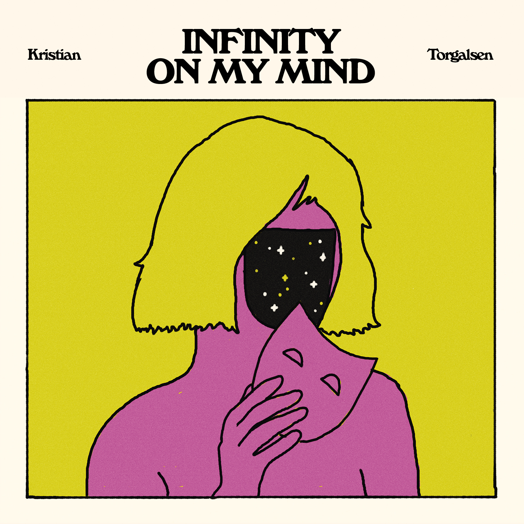 Infinity On My Mind - Released 27. october 2017