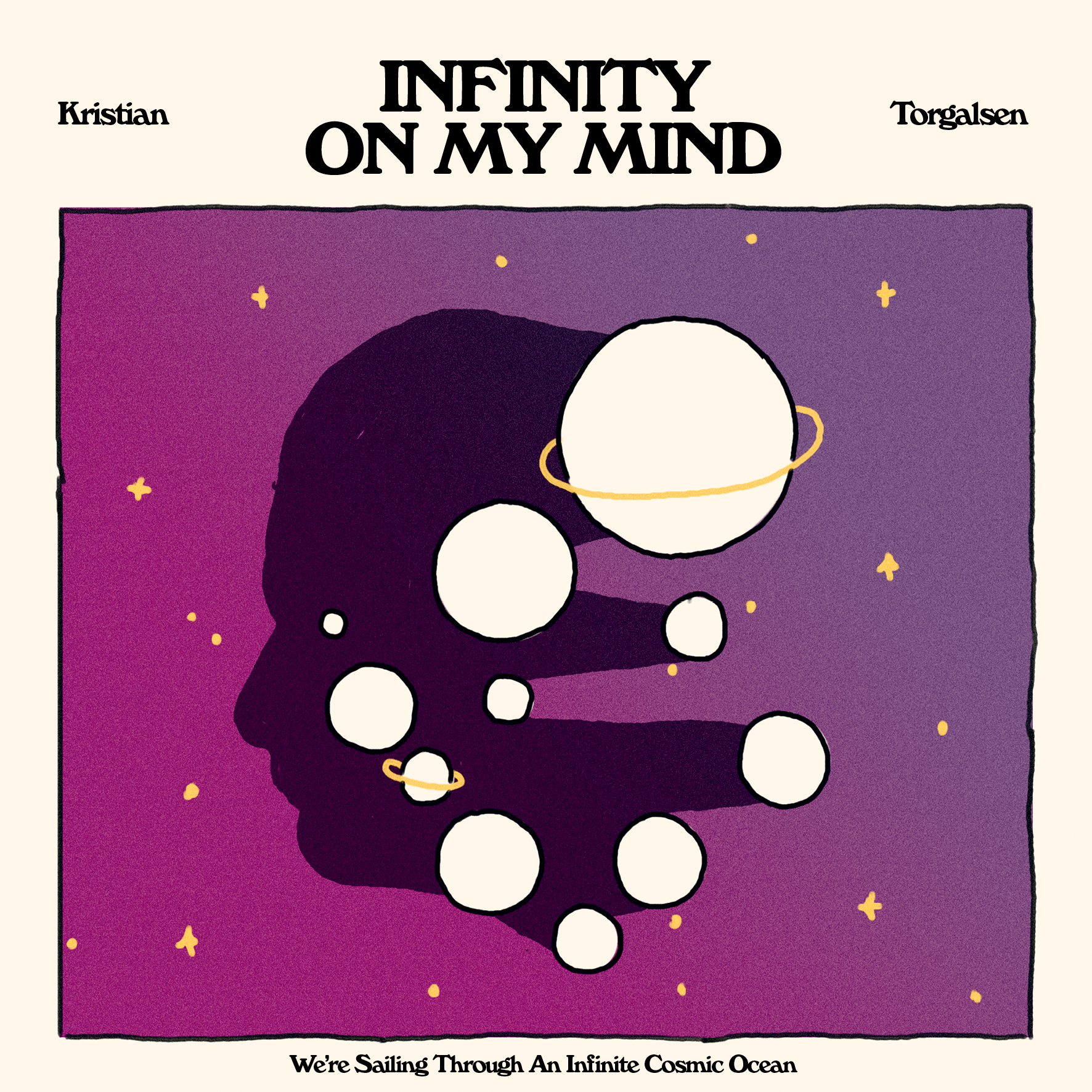 Infinity On My Mind - Released 13. october 2017