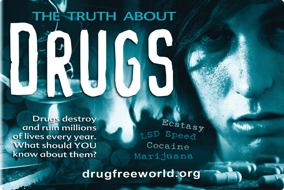 The Truth About Drugs Booklet