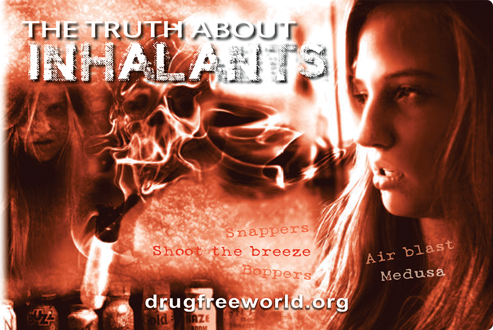 The Truth About Inhalants Booklet