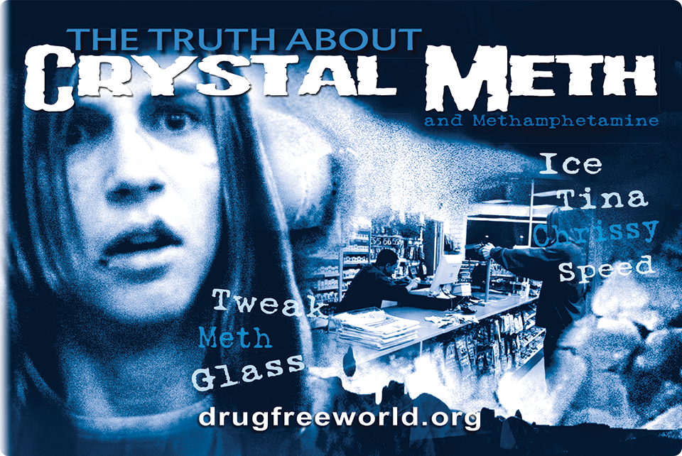 The Truth About Crystal Meth Booklet
