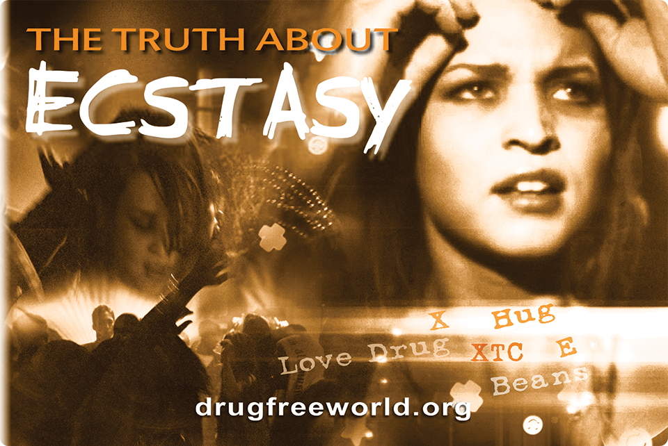 The Truth About Ecstasy Booklet